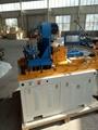Silicon steel straight core cutting machine