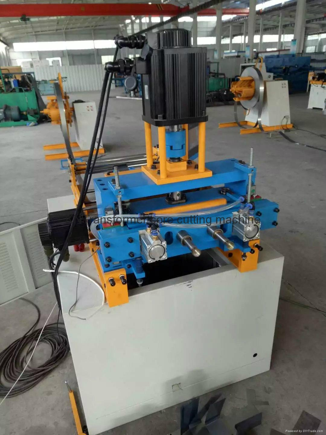 unicore cutting machine
