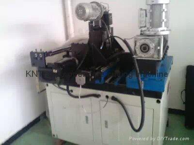center limb core cutting machine