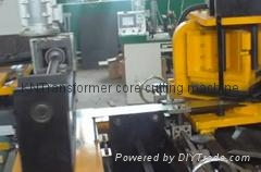 O punching,swing shear,V notching machine