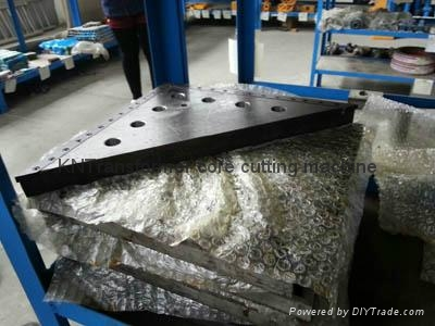 cutting tool of core cutting machine