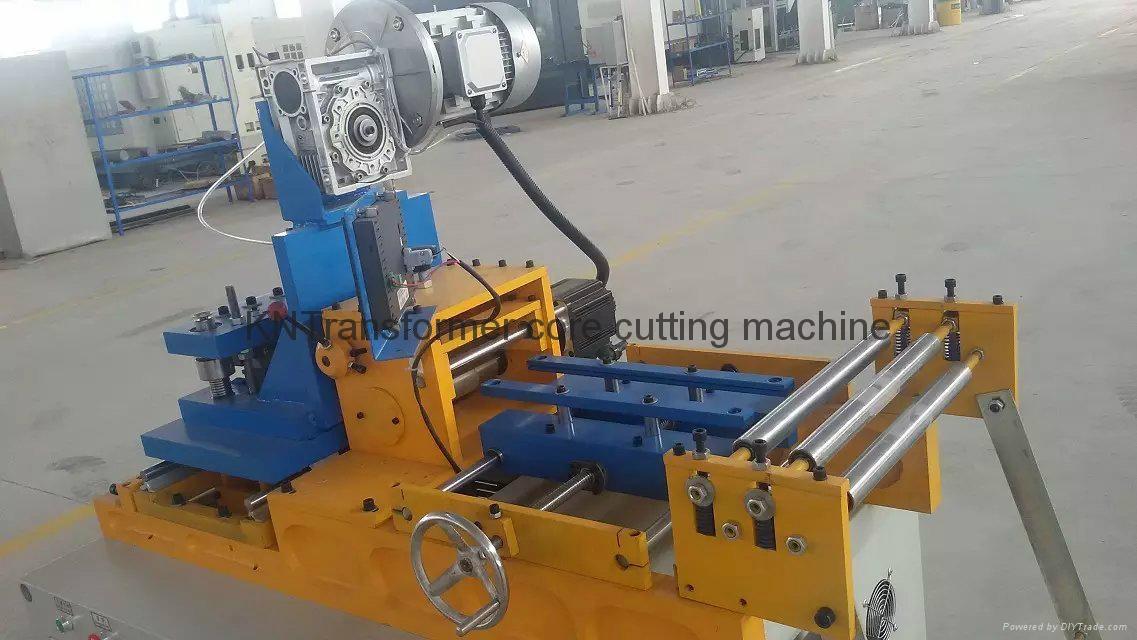 straight core cutting machine