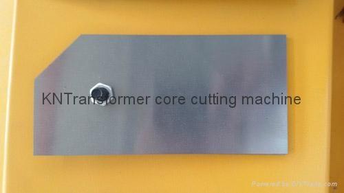 Straight core