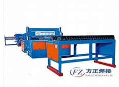 Fast speed Heavy Duty Expanded Metal Mesh Machine