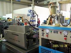 硅橡膠注塑成型機
