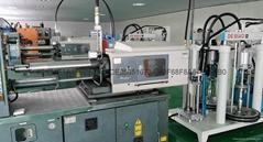 廣東液態硅膠奶嘴奶瓶生產設備
