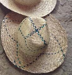 Seagrass Straw Gambler Hat