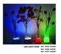 LED Vase
