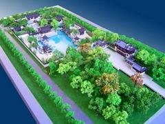 哈爾濱建築沙盤模型