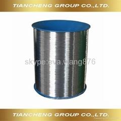 Nylon coated wire
