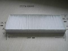 Cabin Air Filter 27277-EN000 for Nissan