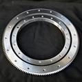 crossed cylindrical roller bearing stainless steel XSA140414-N