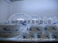骨质瓷餐具
