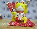 陶瓷招财猫