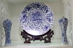 上海陶瓷紀念盤