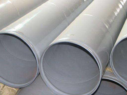 Large diameter coating plastic steel pipe desheng china