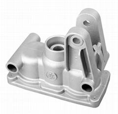motorcycle part aluminum die casting