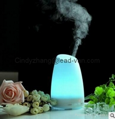7 Colors Changing LED Light Ultrasonic Aroma Humidifier Essential Oil Diffuser