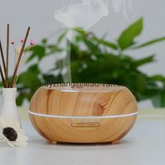 hot sale 200 ml wooden aroma diffuser wholesale essential oil diffuser