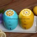 USB Air Humidifier 180ml Lemon Shape
