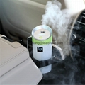 Small O Aromatherapy Humidifier Anionic Moisture Meter For Office Car 4