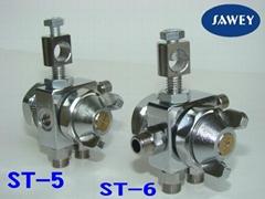 SAWEY ST-5 mini auto spray gun for die castin 0.5/1.0/1.3/2.0mm