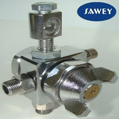 SAWEY ST-6 mini auto spray gun for wave soldering 0.5/1.0/1.3/2.0mm