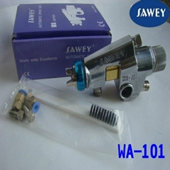 SAWEY WA101 auto spray gun for small item, nozzle dia 0.8,1.0,1.3mm