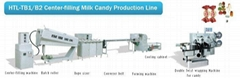 Center-filling Milk Candy Production Line