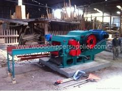 Wood Drum Chipper BD-BX216