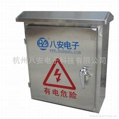 供應防水箱 電子圍欄配件