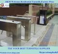 Smart tripod turnstile for enterprise entrance 3