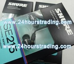 Shure SE215 SE 215 Earphone Headphone