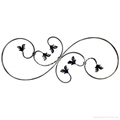 Wrought iron welding accessories for