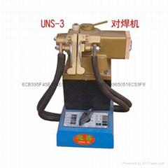 小型鋼絲對焊機