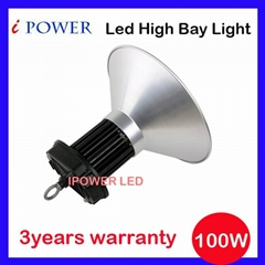 Led high bay light 100W warehouse use