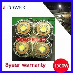 Led Flood light 1000W for construction site lighting