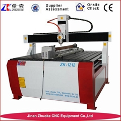 4 Axis CNC Engraving Machine CNC Router 1212 For Wood ZK-1212 1200*1200MM