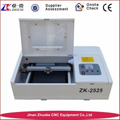 CO2 Mini Laser Engraving Machine With CE Certification