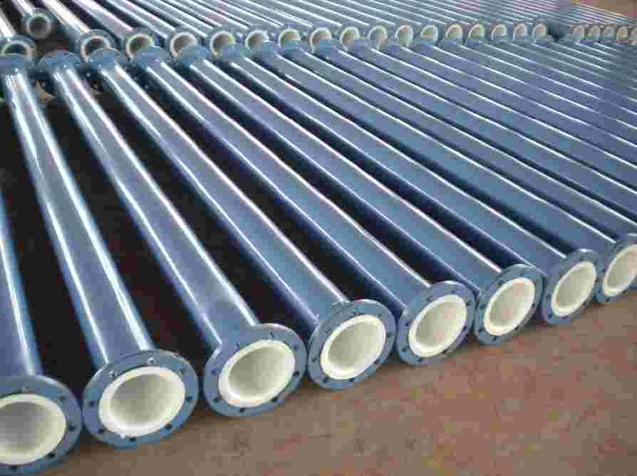 重慶內外塗塑復合鋼管 2