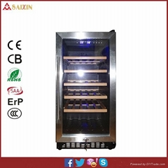Wine Bottle Fridge SRW-28S