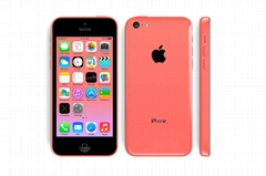 China Phone Highly Copy iPhone 5C MTK6572 Dual Core Android Mobile Phone