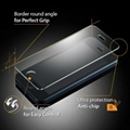 Premium Tempered Glass Screen Protector Protective Film 2.5D for iPhone 5 5S 5C 2