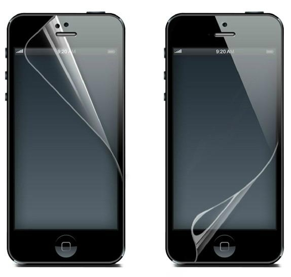 Clear Screen Protector/Guard/Ward/Film for Apple iPhone 5/5S/5C 4