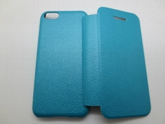 Factory Price for Trendy Leather Universal Flip Phone Case 5s 5c 5