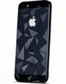 3D Diamond Full Body Front Back Screen Protector Film Guard for iPhone 5S/5 4S/4 5