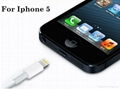 8 Pin to USB Cable Charging Sync Cord for iPhone 5 iPod iTouch Nano 7th Gen New 2