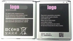 High Quality Guaranteed Full 2600 mAh Battery for Samsung Galaxy S4