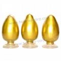 rich gold/pale gold/rich pale gold 800mesh copper powder coating  2