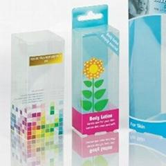 透明包裝膠盒